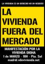 convocatoria Manifestacion Madrid