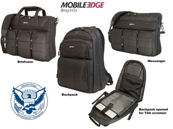 Bolsas para portatiles Mobile Edge