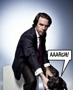 Aznar ama a los animales